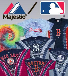 MLB™ T-Shirts, Tees & Jackets